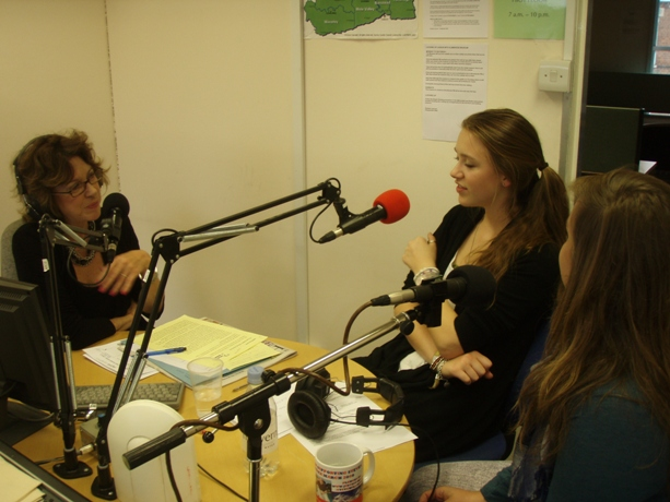 Think 21 on radio - Private Detective on Brooklands FM